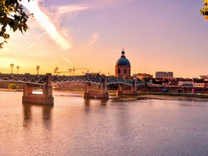 Pont à Toulouse