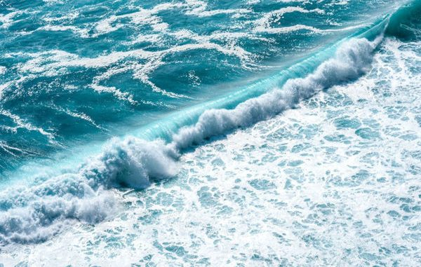 Eau de mer salée