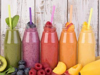 Les bienfaits des jus de fruit maison