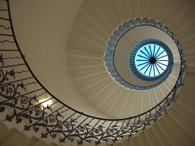 Les 5 plus beaux escaliers de la planete