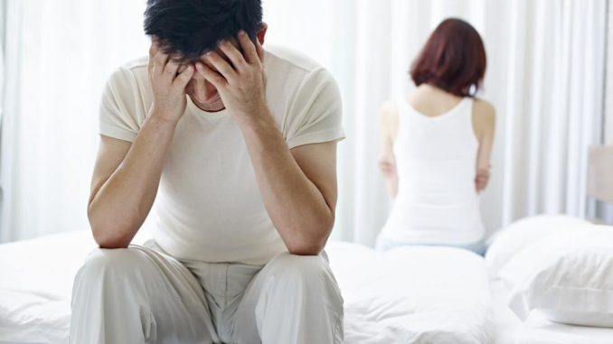 Principaux problèmes sexuels des hommes