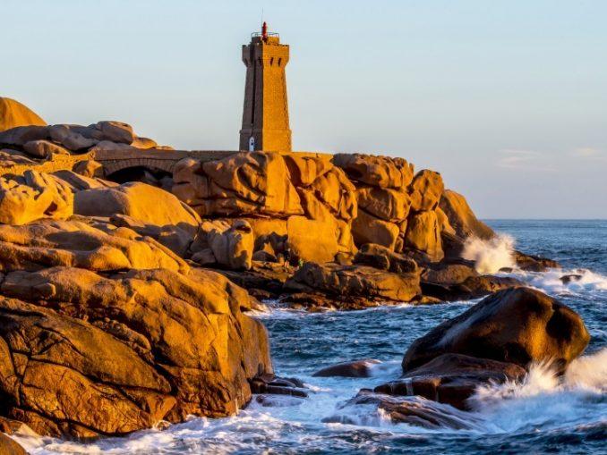 Un phare en Bretagne